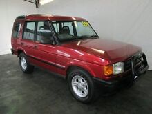 1998 Land Rover Discovery S (4x4) Red 4 Speed Automatic 4x4 Wagon Invermay Launceston Area Preview