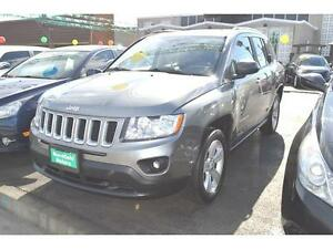 2011 Jeep Compass Sport with ONE YEAR WARRANTY