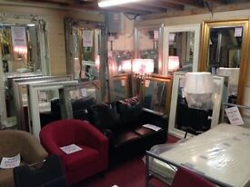 New large & massive mirrors from £79 hundreds to choose from