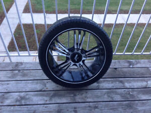 excellent condition tires and rims FREE FREE FREE