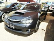 2009 Subaru Impreza G3 MY09 WRX AWD 5 Speed Manual Sedan Minchinbury Blacktown Area Preview
