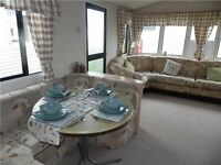cheap static holiday home for sale northeast coast fantastic location fees include until 2017