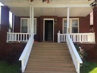 JUST REDUCED!!! 3 Bedroom Apt. close to downtown and bus routes