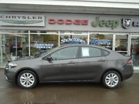 2014 Dodge Dart SXT with Bluetooth / $65 weekly
