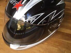 RST 2000 Helmet and Buffalo Race Tex II Gloves - Kid Sized!