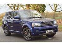 OVERFINCH GTS Land Rover Range Rover Sport 3.6TDV8 HSE