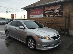 2007 Toyota Camry SE***LEATHER****SPORT****ONLY 130KMS*****4 CYL
