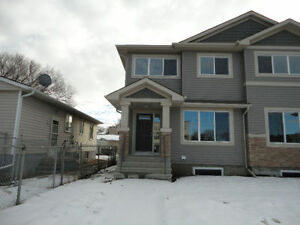OPEN HOUSE TODAY 1-3pm Brand New, 1,470 sq ft, 2 storey duplex