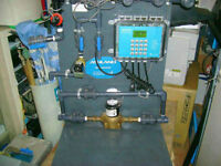 ASHLAND AUTOCHEM COOLING TOWER WATER TREATMENT SYSTEM