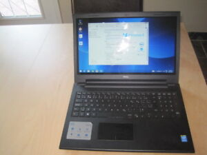 """Dell Inspiron 15 Core i3 15.6"""" Touchscreen Notebook AS NEW"""
