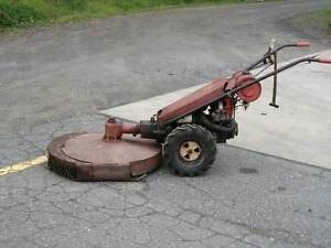 TO BUY A GRAVELY Tractor with any attachments?