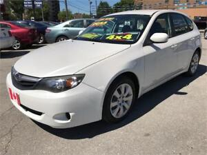 2010 Subaru Impreza 2.5i AWD 4-DOOR HATCH AUTO..PERFECT.