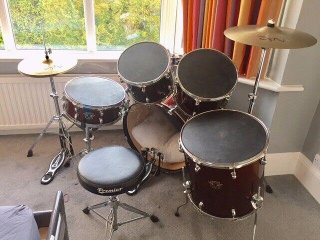 Premier Drums 7 pieces
