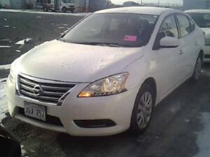 2013 Nissan SENTRA SV 4 Bluetooth, one owner, no accidents!