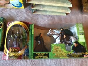 Lord of the RINGS figures MIB MOC lot 1 Orcs and more London Ontario image 5