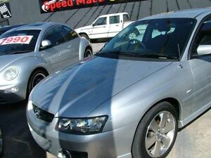 2005 Holden Commodore VZ MY05 Lumina 4 Speed Automatic Sedan Coburg North Moreland Area Preview