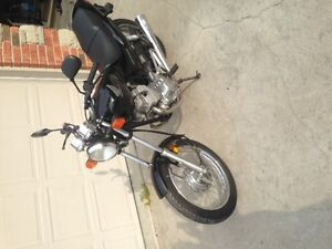 2000 Honda Nighthawk certified in excellent condition