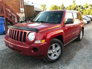 2010 Jeep Patriot NORTH EDITION 175,000km A/C / GRP. ELEC / MAGS