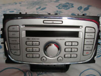 Ford 6000 Radio/CD Player with code