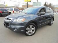 2007 ACURA RDX  **TECHNOLOGY PACKAGE** City of Toronto Toronto (GTA) Preview