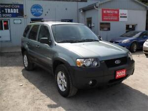 2005 Ford Escape XLT| MUST SEE| NO ACCIDENTS| ALLOY RIM==SOLD==