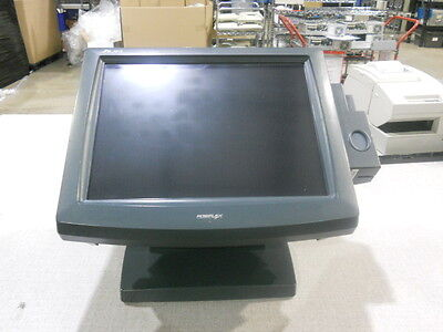 Posiflex Jiva Tp5815 Touch Terminal All In One With Msr Windows Pos Ready 2009