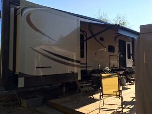 2014 Jayco Pinnacle 38 FLFS 5th Wheel