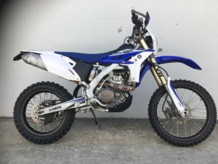 2013 Yamaha WR450F Off Road Bike 449cc Ringwood Maroondah Area Preview