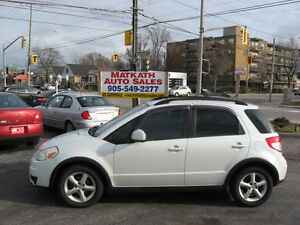 **2009 Suzuki SX4 Hatch A.W.D**  Certified & E-tested