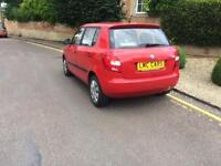 2009 (59) Skoda Fabia 1.4TDI PD ( 80bhp ) Hatchback 1 PRIVATE OWNER FROM NEW