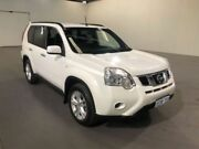 2013 Nissan X-Trail T31 Series 5 ST (4x4) Ivory Pearl 6 Speed CVT Auto Sequential Wagon Bibra Lake Cockburn Area Preview