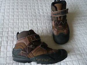 Free Delivery! Toddler Boys Size 13 Geox Winter Waterproof Boots