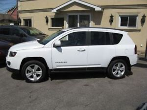 2015 JEEP COMPASS SPORT 4X4 High Altitude Edition