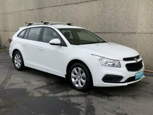 2016 Holden Cruze JH MY16 CD White 6 Speed Automatic Sportswagon Revesby Bankstown Area Preview