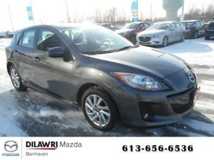 2013 Mazda Mazda3 GS Luxury *LOADED*LEATHER*36K KMS!!