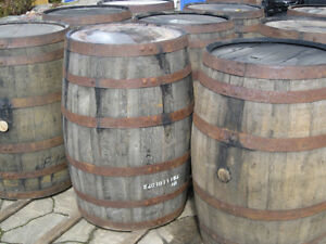 Baril de bois - tonneau whisky - barrique