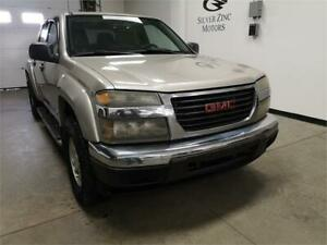 2005 GMC Canyon SLE 4x4, New Transmission
