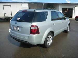 2010 Ford Territory SY Mkii TS RWD Silver 4 Speed Sports Automatic Wagon Vincent Townsville City Preview