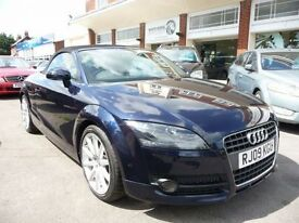 AUDI TT 1.8 TFSI 2d 160 BHP NOW REDUCED BY £500! (blue) 2009