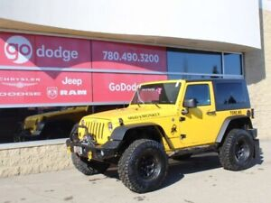 2008 Jeep Wrangler RUBICON LIFTED OFF ROAD MACHINE !!