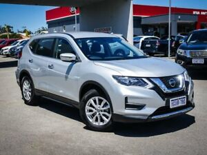 2019 Nissan X-Trail T32 Series II ST X-tronic 2WD Silver 7 Speed Constant Variable Wagon Morley Bayswater Area Preview
