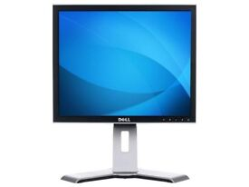 """DELL *smart* PC System Monitor Screen for Computer 17inch 17"""" 1280 x 1024 **Warranty**"""