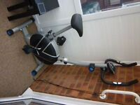 Exercise Bike & Treadmill for sale.