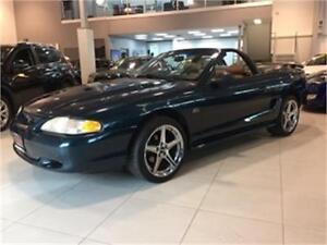 1994 Ford Mustang GT **5 SPEED!!** CONVERTIBLE