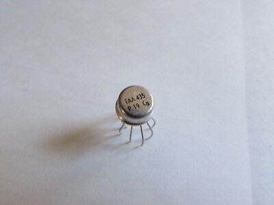 Taa435 Mullard Philips Pre-amplifier Driver A.f. Integrated Circuit Nos 1 Piece