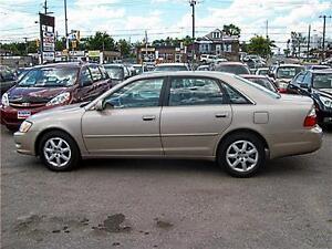2004 TOYOTA AVALON  XLS, 152K! 3.0L V6, AUTO, LEATHER, S-ROOF