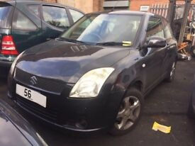 SUZUKI SWIFT VVTS GLX 2006 BREAKING FOR SPARES