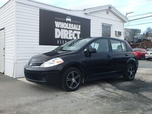 2011 Nissan Versa HATCHBACK SL 6 SPEED 1.8 L