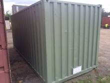 20ft Modified Workshop Shipping Container Darra Brisbane South West Preview