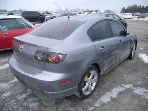 Mazda 3 Part-Out  2004 & 2007 Parts avail!!!